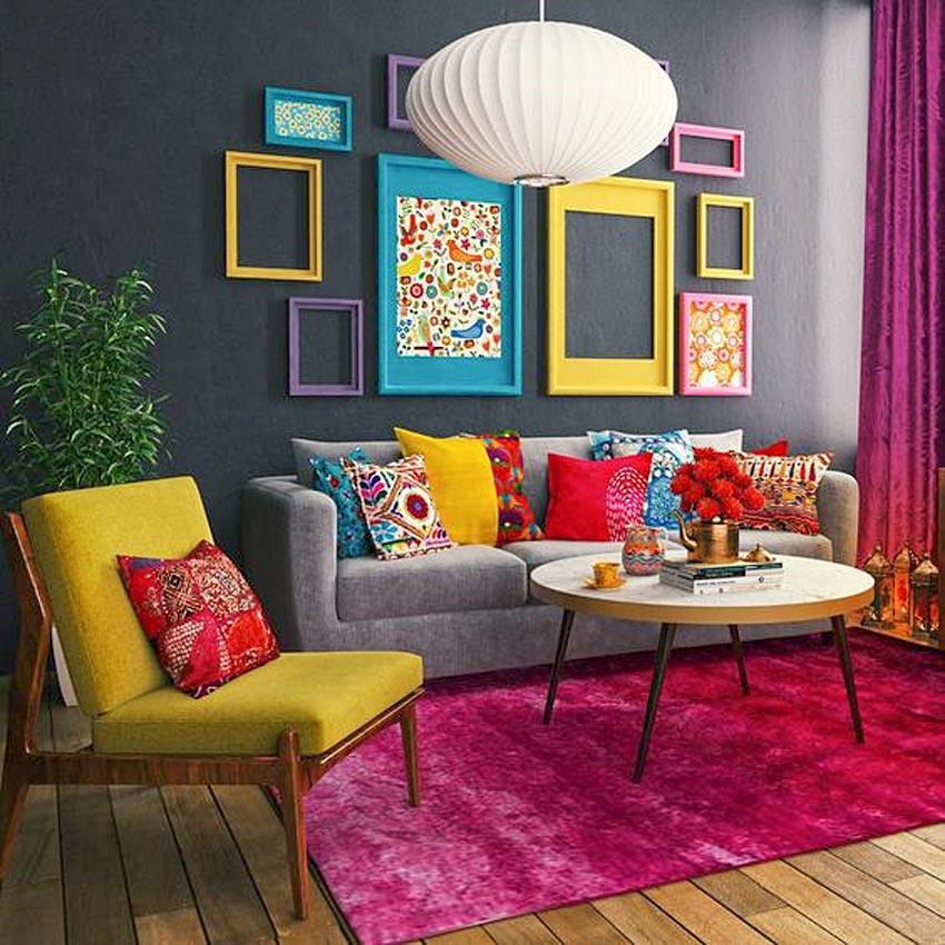 Salah satu inspirasi menata furnitur yang dapat mempercantik dekorasi ruang tamu rumah Anda. (Foto: renoguide.com)