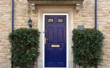 cara mengatasi pintu rumah memuai, pintu rumah minimalis
