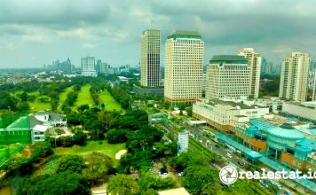 senayan jakarta property market realestat.id dok
