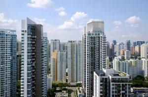 Ilustrasi kondisi investasi pasar properti dunia yang diprediksi akan mengalami rebound pada tahun 2021 ini oleh Colliers International. (Foto: Reuters / theedgemarket.com)