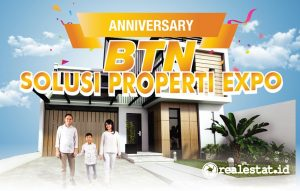 Anniversary BTN Solusi Properti Expo 2021