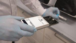 Bosch Vivalytic merupakan perangkat uji PCR virus Corona yang menggunakan teknologi Artificial Intelegence. (Foto: dok. Bosch)