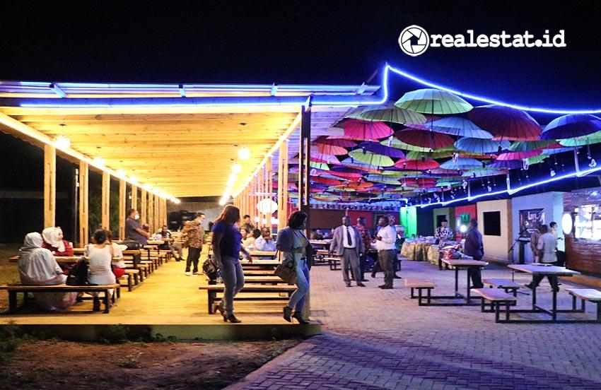 Danau Toba Restaurant menjadi restoran Indonesia pertama di pusat kota Dar es Salaam, Tanzania. Restoran yang dibuka pada Rabu, (03/02/2021) ini diresmikan secara langsung oleh Dubes RI Dar es Salaam Prof. Dr. Ratlan Pardede. (Foto: dok. KBRI Dar es Salaam)