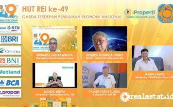 seminar Garda Terdepan Pemulihan Ekonomi Nasional HUT REI 49 realestat.id dok-5