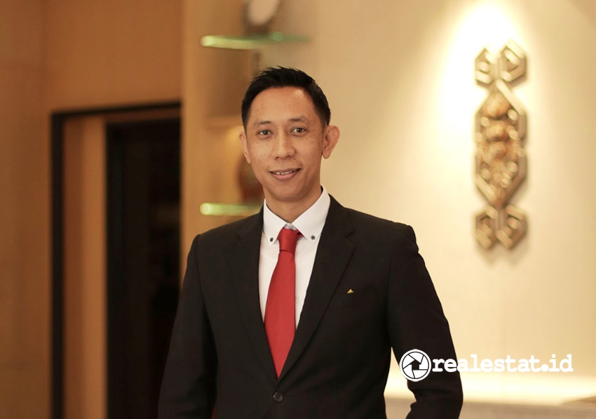 Sales Manager Crown Group Indonesia, Reiza Arief Juremi (Foto: Dok. Crown Group)
