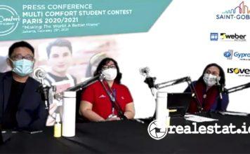 Multi Comfort Student Contest (MCSC), Saint Gobain Indonesia