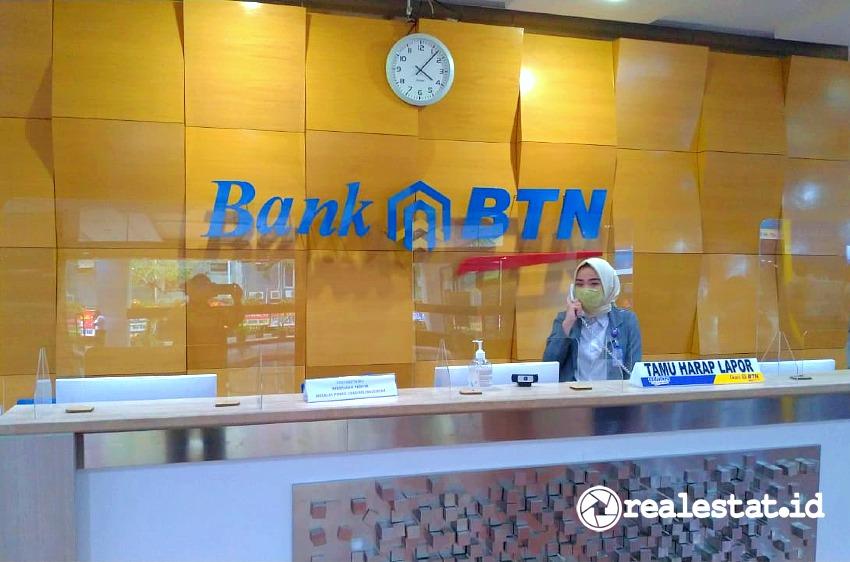 Kantor Pusat Bank BTN (Foto: RealEstat.id)