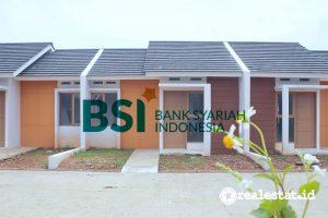 Bank Syariah Indonesia salurkan KPR Subsidi FLPP (Foto: Dok. Gardenia Cileungsi)