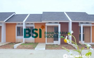 bank syariah indonesia BSI salurkan KPR subsidi FLPP realestat.id dok