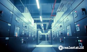 Data center elektrikal (Foto: Pixabay.com)