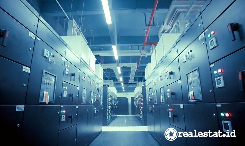 Data center elektrikal (Foto: Pixabay.com)