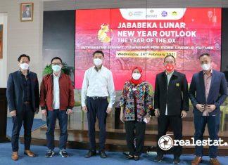 jababeka kerbau logam Smart Township Koridor Timur Jakarta realestat.id dok
