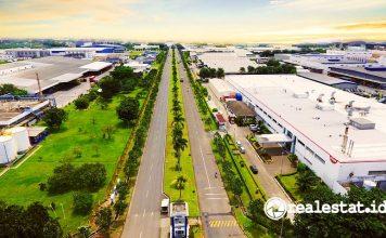 kawasan industri jababeka industry 4.0 terbesar realestat.id dok
