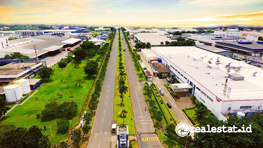 Kawasan Industri Jababeka juga terbuka bagi perusahaan startup (Foto: Jababeka.com)
