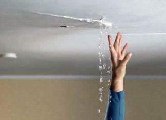 atap bocor, cara mengatasi atap bocor, atap rumah bocor saat hujan
