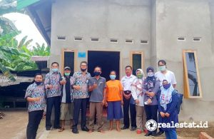 Program Bedah Rumah (BSPS) di Jambi (Foto: Dok. Kementerian PUPR)