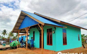 program bedah rumah bsps papua 2021 kementerian pupr realestat.id dok