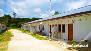 Rumah Khusus di Papua (Foto: Dok. Kementerian PUPR)