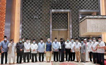 yayasan muslim sinar mas ymsm wakaf al quran masjid istiqlal realestat.id dok