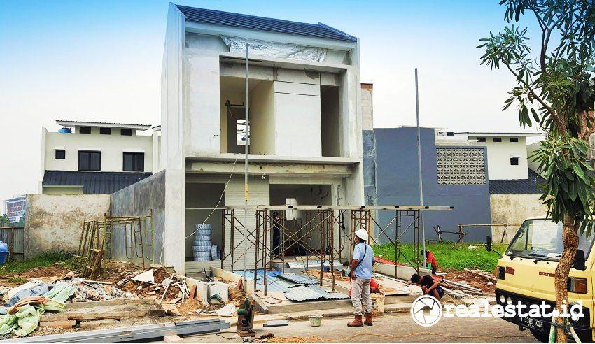 Cluster New Shinano Precast, Jakarta Garden City (Foto: Dok. Modernland)
