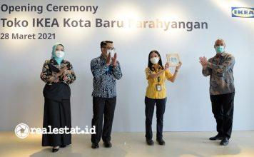 IKEA Kota Baru Parahyangan Bandung, IKEA Indonesia