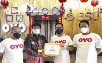 OYO Indonesia, Partner Awards 2021