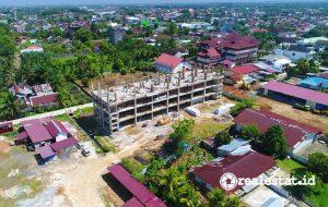 Progrem pembangunan Rusun ASN di Bengkulu (Foto: Dok. Kementerian PUPR)