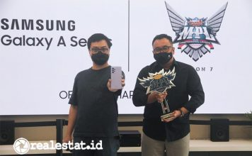 Samsung Indonesia, Mobile Legends: Bang Bang Professional League (MPL) Indonesia, Samsung Galaxy A Series