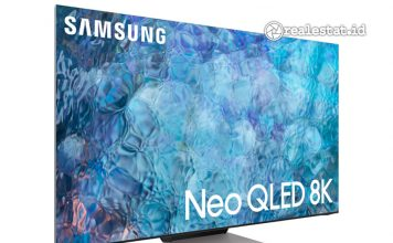 Samsung Neo QLED TV, Samsung Unboxing Jajaran TV 2021