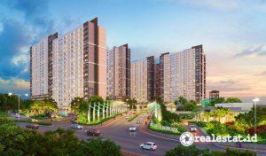 Apartemen Citra Landmark (Foto: Dok. Ciputra Group)