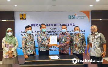 bank syariah indonesia bsi program bsps bedah rumah kementerian pupr realestat.id dok