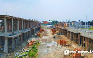 pembangunan rumah inden baru relaksasi ppn seion serang masgroup realestat.id dok