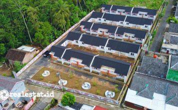 rumah khusus rusus MBR Magelang Kementerian PUPR realestat.id dok