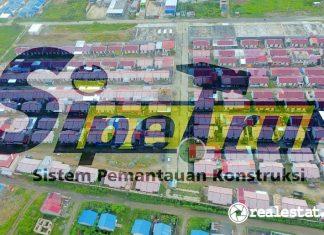 sipetruk sistem pemantauan konstruksi ppdpp rumah subsidi realestat.id dok