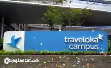 traveloka campus bsd city grand opening realestat.id dok