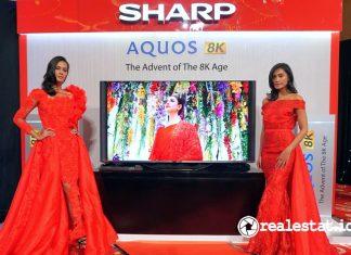 20 tahun aquos 8k SHARP indonesia realestat.id dok