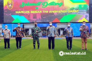 Bank BTN Siapkan Pembiayaan 10.000 rumah per Tahun Untuk Prajurit TNI AD.