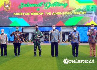 Bank BTN Siapkan Pembiayaan 10.000 rumah per Tahun Untuk Prajurit TNI AD realestat.id dok