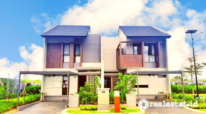 Cluster Flora Tahap 3 Summarecon Bandung realestat.id dok