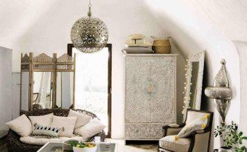 ide dekorasi rumah sambut Idul Fitri, Lebaran, Hari Raya Idul Fitri, Gaya Maroko