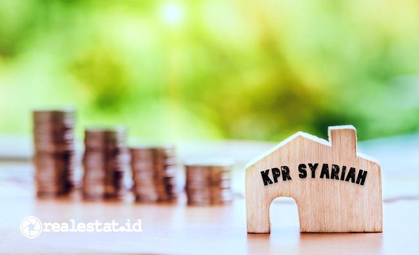 KPR Syariah (Foto diolah dari Pixabay.com)