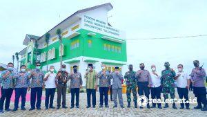 Peresmian Rusun Ponpes Modern Darul Hikmah Tulungagung (Foto: Dok. Kementerian PUPR)