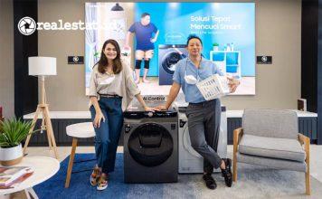 Samsung Ecobubble Washer dan Dryer, Mesin cuci Samsung