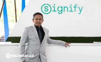 Country Leader Signify Indonesia yang baru, Dedy B. Pramono, Rami Hajjar