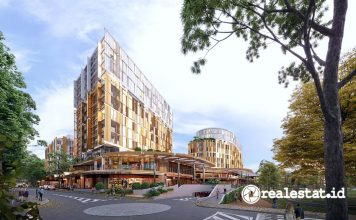 The Grand by Crown Group eastlakes live realestat.id dok