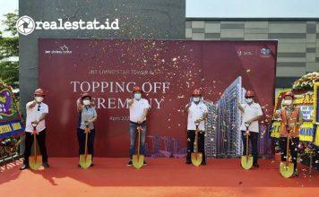 topping off JKT Living Star, Apartemen di Jakarta