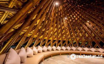 arsitektur instalasi bambu kenari djaja Pon Purajatnika realestat.id dok