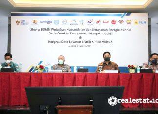 integrasi data layanan listrik kpr subsidi kementerian pupr ppdpp pln realestat.id dok