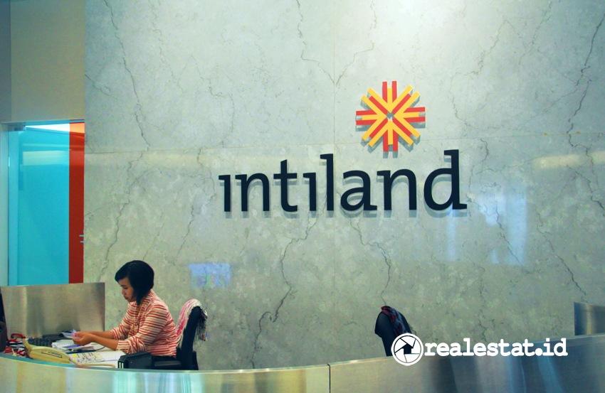 Kantor pusat PT Intiland  Development, Tbk (Foto: RealEstat.id)