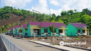 Rumah subsidi (Foto: Dok. Kementerian PUPR)